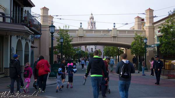 Disneyland Resort,Disney California Adventure, Buena Vista Street
