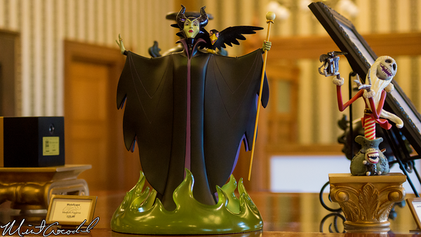 Disneyland Resort, Disneyland, Main Street U.S.A., Disneyana, Maleficent