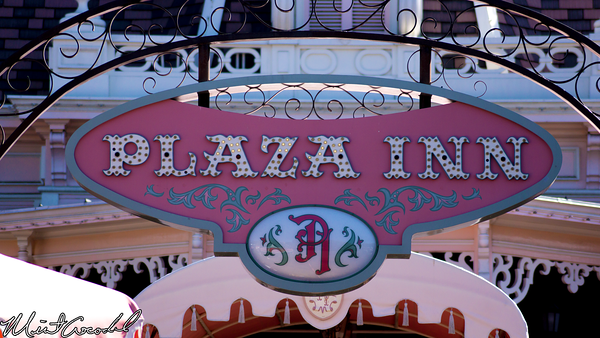Disneyland Resort, Disneyland, Main Street U.S.A., Plaza, Inn, Restaurant, Celebrate, Frozen, Fever