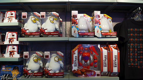 Disneyland Resort, Disneyland, Tomorrowland, Star Trader, Big Hero 6, Merchandise