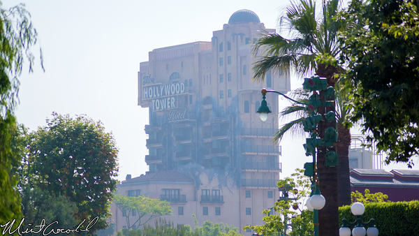 Disneyland Resort, Disney California Adventure, Tower of Terror, Paradise Pier