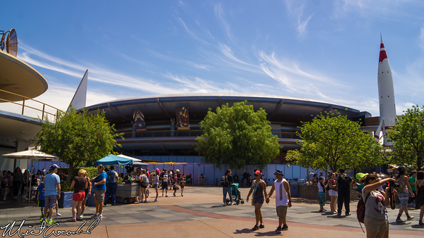 Disneyland Resort, Disneyland, Tomorrowland, Innoventions, Close, Closed, Refurbishment, Refurbish, Refurb