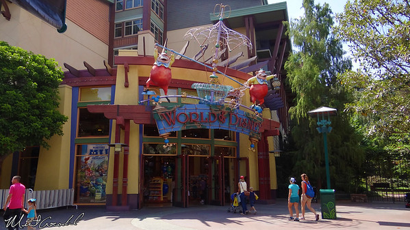 Disneyland Resort, World of Disney, Planes