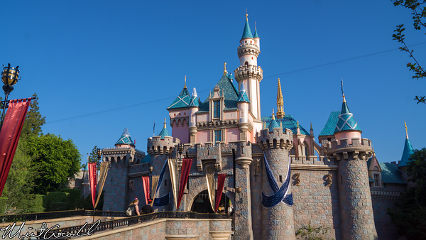 Disneyland Resort, Disneyland Resort, Disneyland, Sleeping, Beauty, Castle, Diamond, 60th, Anniversary, Disneyland60, Bling, Sparkle, Bedazzle, Forecourt, Tower