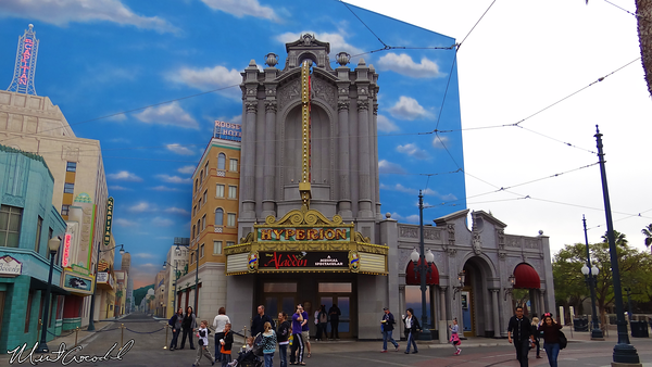 Disneyland Resort, Disneyland, Aladdin, Hyperion Theater, Refurbishment, Refurb