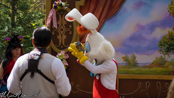 Disneyland Resort, Disneyland, Big Thunder Ranch Jamboree, Easter, Spring, Springtime, Roundup, Egg, Roger Rabbit