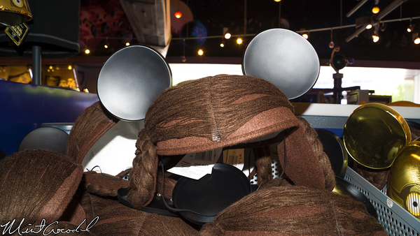Disneyland Resort, Disneyland, Star, Trader, Star, Wars, Merchandise