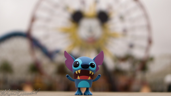 Disneyland Resort, Disneyland60, Disney California Adventure, Paradise, Pier, Mickey, Fun, Wheel, Stitch, Vinylmation