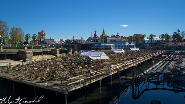 Disneyland Resort, Disney California Adventure, Paradise, Pier, Bay, World of Color, Refurbishment, Refurbish, Refurb