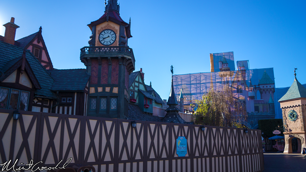 Disneyland Resort, Disneyland, Fantasyland, Peter, Pan's, Flight, Refurbishment, Refurbish, Refurb