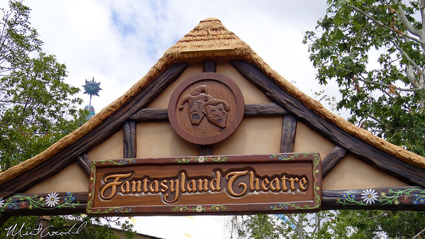 Disneyland Resort, Disneyland, Fantasyland, Fantasyland Theatre
