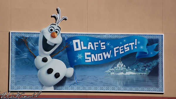 Disneyland Resort, Disney California Adventure, Hollywood Land, Frozen, Fun