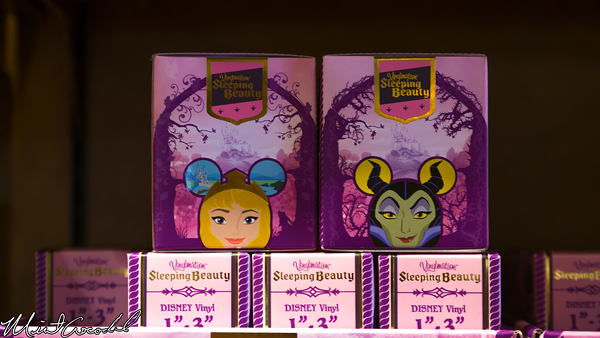 Disneyland Resort, Disney California Adventure, Sleeping Beauty, Vinylmation