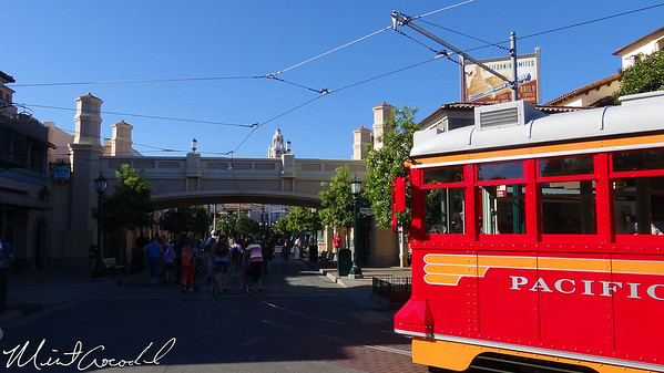Disney California Adventure, Entrance, Buena Vista Street