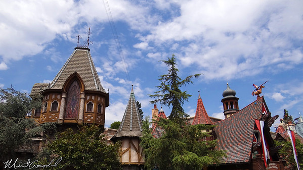 Disneyland Resort, Disneyland, Fantasyland, Limited, Time, Magic