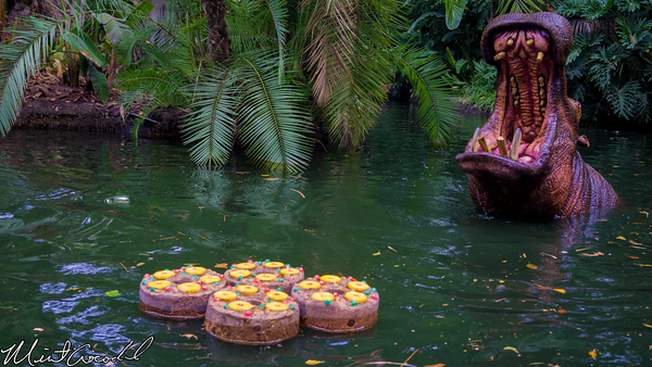 Disneyland Resort, Disneyland, Adventureland, Jungle Cruise, Jingle Cruise, 2014