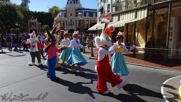 Disneyland, Easter, Bunny Hop, Limited Time Magic