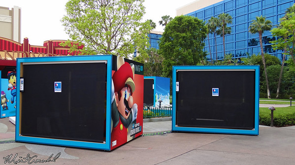 Disneyland Resort, Downtown Disney, Nintendo Wii U
