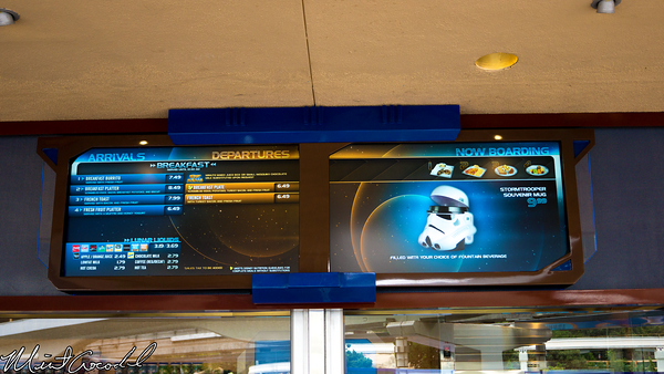 Disneyland Resort, Disneyland, Tomorrowland, Tomorrowland Terrace