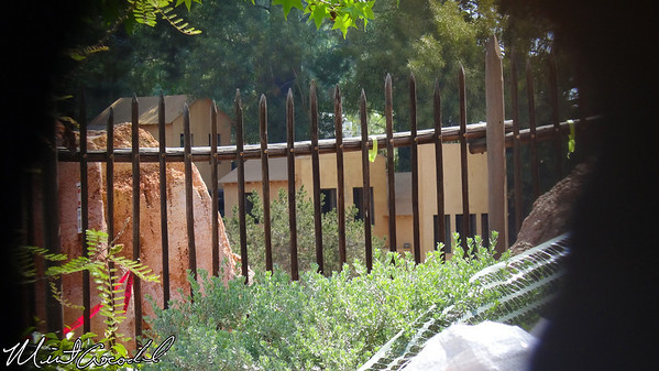 Disneyland, Big Thunder Mountain Railroad, Refurb, Refurbishment