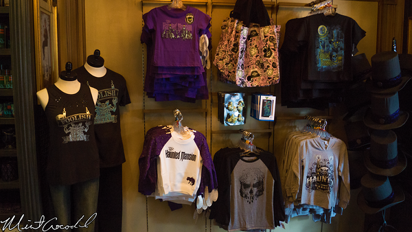 Disneyland Resort, Disneyland, Port Royal, Haunted Mansion, Merchandise