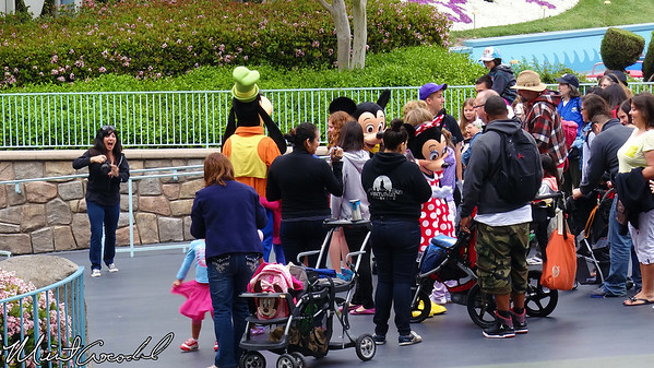 Disneyland, Mickey, Minnie, Goofy, ToonTown