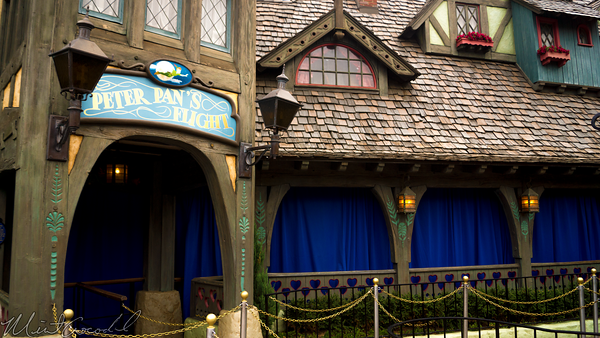 Disneyland Resort, Disneyland60, Disneyland, Peter, Pan, Flight, Refurbishment, Refurbish, Refurb