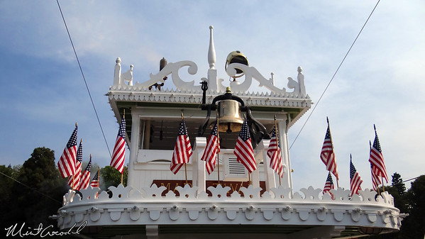 Disneyland Resort, Disneyland, Mark Twain