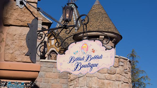 Disneyland Resort, Disneyland, Fantasyland, Bibbidi Bobbidi Boutique, Check In