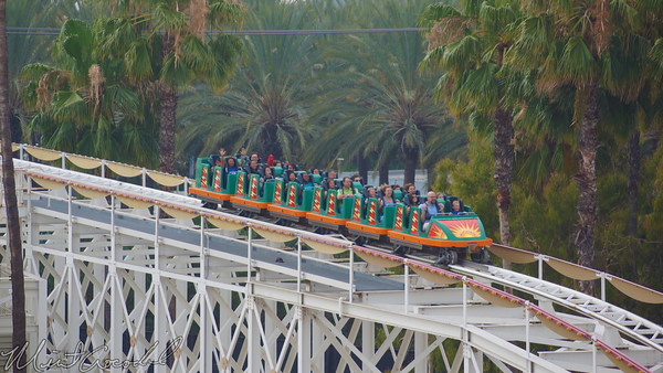 Disneyland Resort, Disneyland60, Disney California Adventure, California, Screamin
