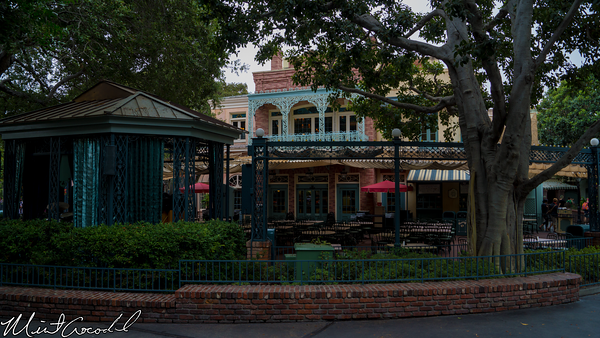 Disneyland Resort, Disneyland, New Orleans Square, Club 33, Rooftop, Refurbishment, Refurbish, Refurb