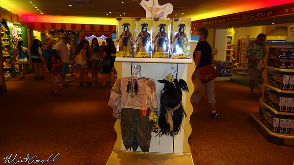 Disneyland Resort, Disney California Adventure, Buena Vista Street, Lone Ranger, Merchandise