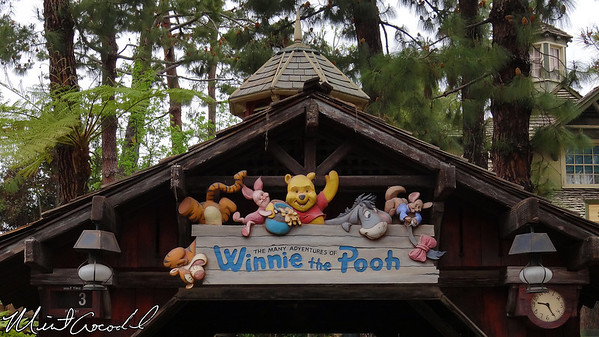 Disneyland, Many Adventures of Winnie the Pooh