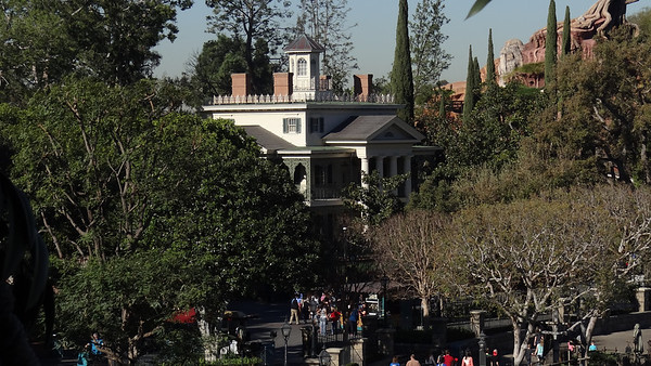 Disneyland Resort, Disneyland, Haunted Mansion, Refurbishment, Refurb