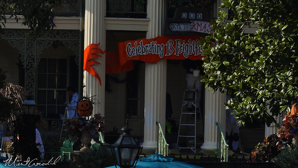 Disneyland Resort, Disneyland, Haunted Mansion, Haunted Mansion Holiday, Refurbishment, Refurb