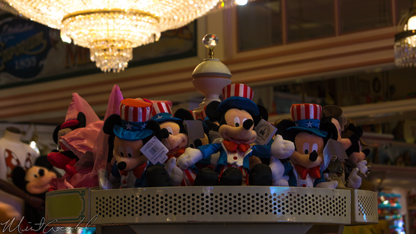 Disneyland Resort, Disneyland60, Disneyland, Emporium, Mickey, Mouse, Plush, Patriotic, July, 4th, Fourth