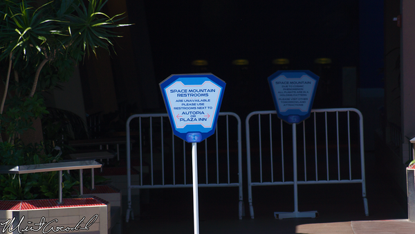 Disneyland Resort, Disneyland, Space Mountain, Refurbishment, Refurb