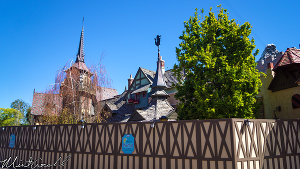 Disneyland Resort, Disneyland, Fantasyland, Peter, Pan, Flight, Refurbishment, Refurb, Refurbish