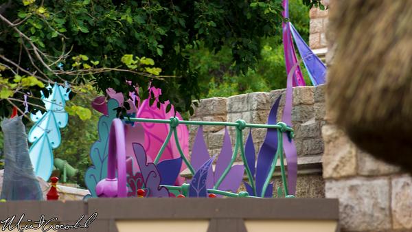 Disneyland Resort, Disneyland, Alice in Wonderland, Refurbishment, Refurbish, Refurb