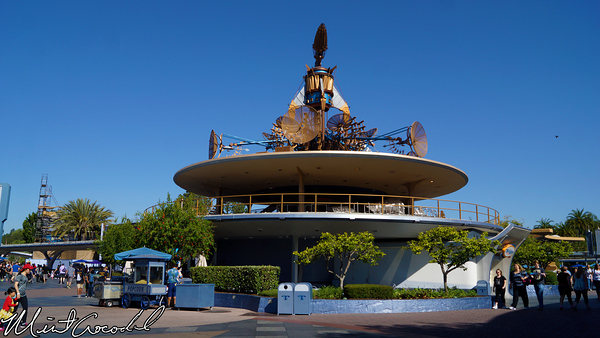 Disneyland Resort, Disneyland, Tomorrowland, Orbitron