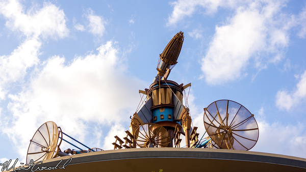 Disneyland Resort, Disneyland, Tomorrowland, Observatron