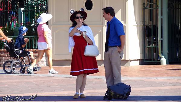 Disneyland, Dapper Day