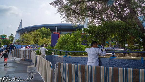 Disneyland Resort, Disneyland, Tomorrowland, Theater, Magic, Eye, Refurbishment, Refurbish, Refurb