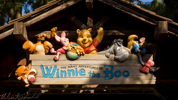 Disneyland Resort, Disneyland60, Disneyland, Critter, Country, Winnie, Pooh, Boo