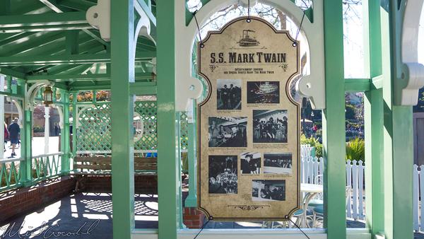 Disneyland Resort, Disneyland60, Disneyland, Frontierland, Star, Wars, Land, Mark, Twain, Steamboat, Riverboat, Star, Wars, Land, Closed, Close
