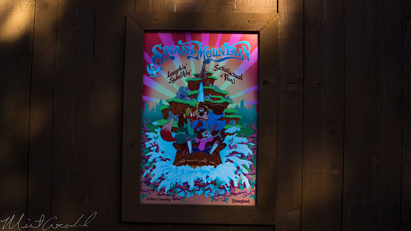 Disneyland Resort, Disneyland60, Disneyland, Critter, Country, Rivers, America, Star, Wars, Land, Closed, Close, Wall, Refurbishment, Refurbish, Refurb, Frontierland, Attraction, Poster, Posters
