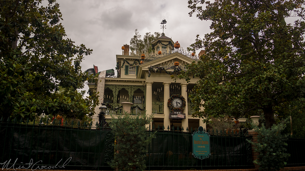 Disneyland Resort, Disneyland60, Disneyland, Haunted, Mansion, Holiday