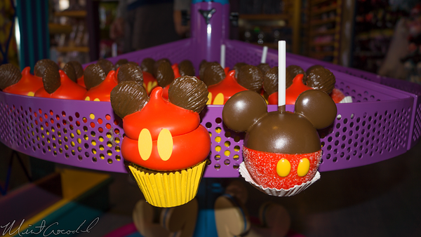 Disneyland Resort, Disneyland60, Halloween, Time, Christmas, Cupcake, Candy, Apple, Magnet, Disney California Adventure, Paradise, Pier, Treasures, Merchandise