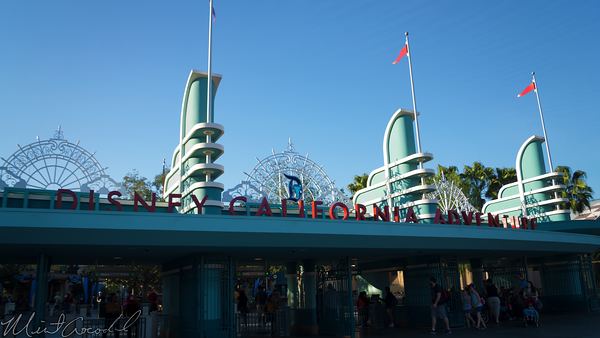 Disneyland Resort, Disneyland60, Disney California Adventure