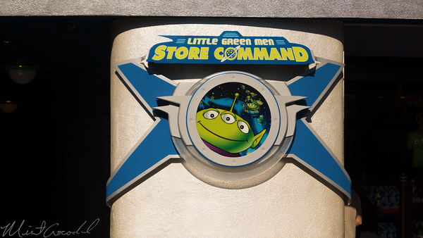 Disneyland Resort, Disneyland60, Christmas, Time, Disneyland, Tomorrowland, Store, Command, Gun, Bubble, No, Allowed